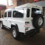 2014 LAND ROVER DEFENDER 110 td S/W full