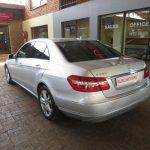 2011 Mercedes-Benz E 250 CDI BE A/T full