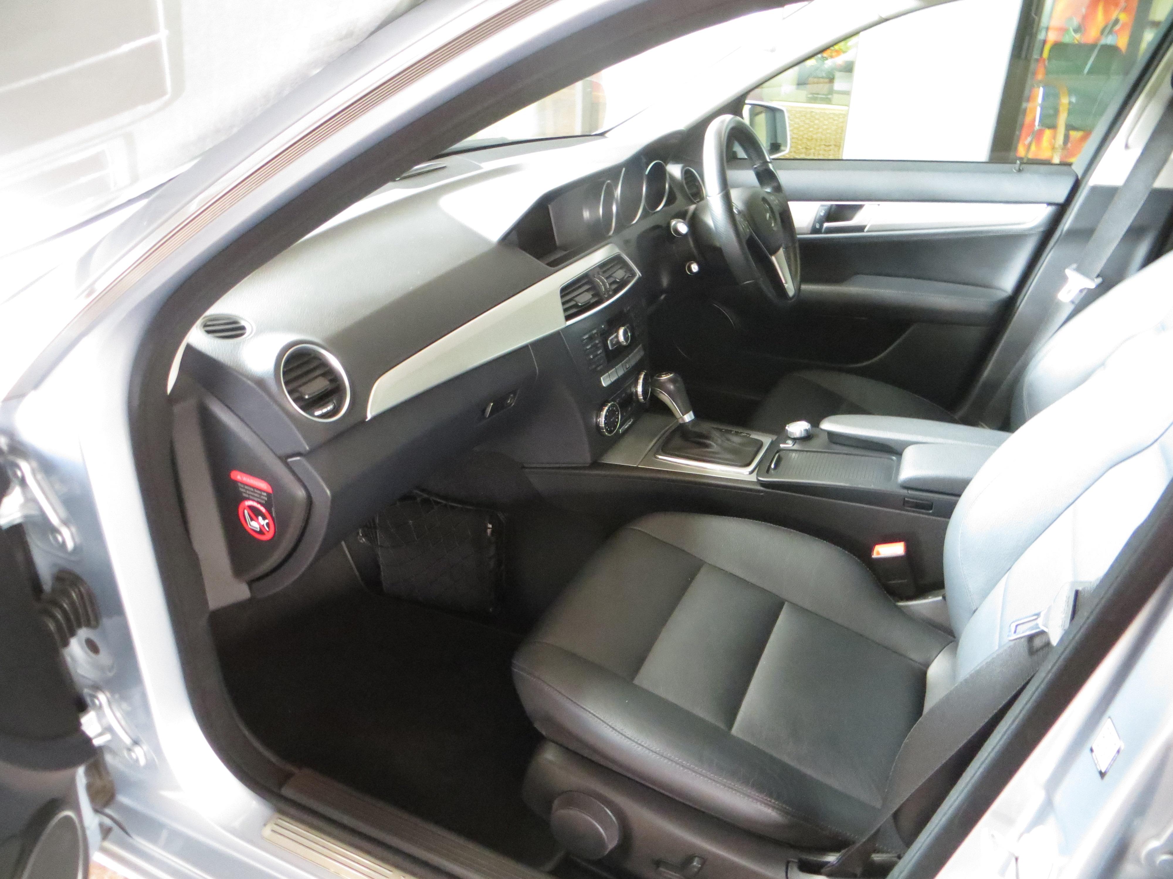 2013 Mercedes-Benz C200 CGI BE A/T full