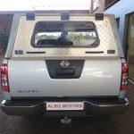 2016 Nissan Navara 2.5 LE 4×4 A/T D/C full
