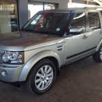 2012 Land Rover Discovery 4 3.0 TDV6 HSE full
