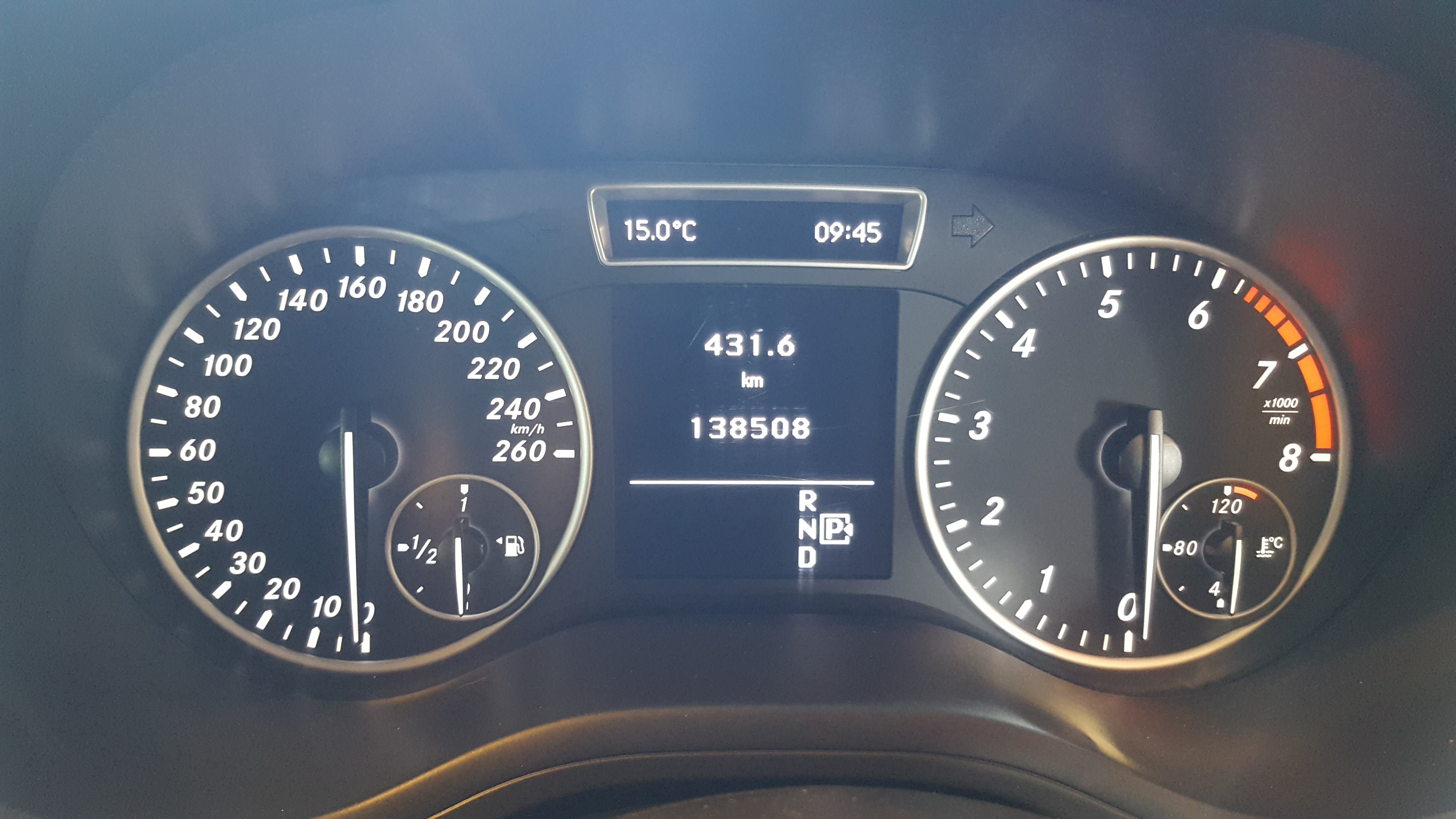 2013 Mercedes Benz B180 BE full