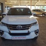 2016 TOYOTA FORTUNER 2.4 GD-6 R/B A/T full