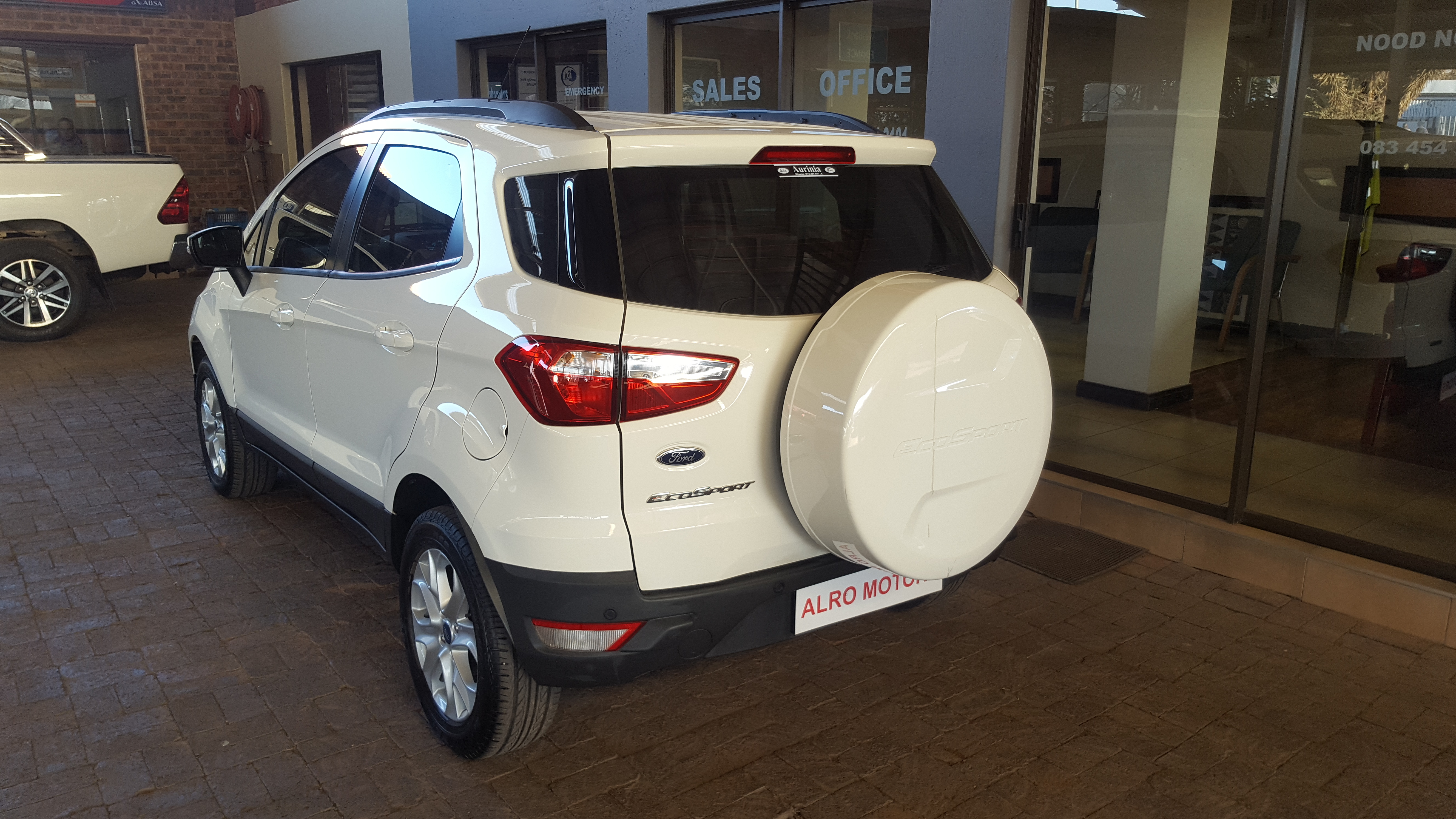 2016 FORD ECOSPORT 1.0 ECOBOOST TREND full