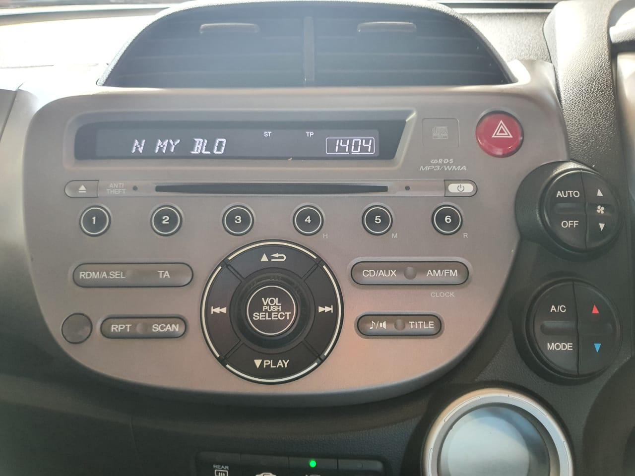 2009 HONDA JAZZ 1.5 EX A/T full